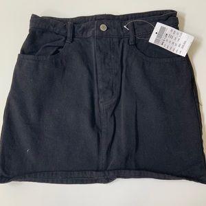 NWT Brandy Melville jean skirt